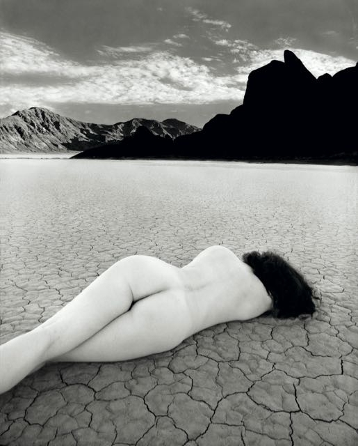 Death Valley nude 2